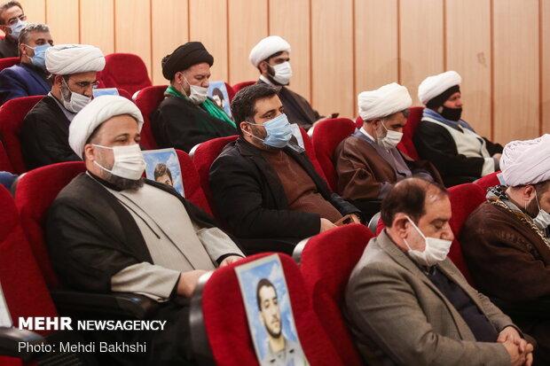 تودیع و معارفه رییس سازمان تبلیغات اسلامی استان قم