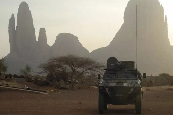 Six French soldiers injured in Mali