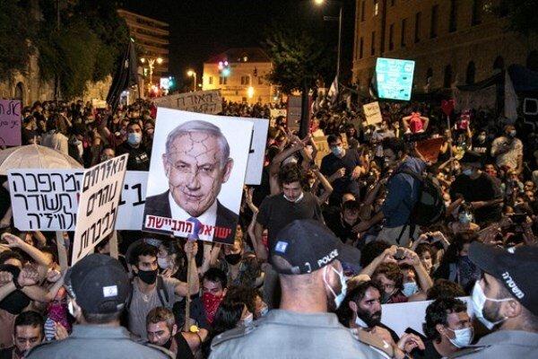 مقامات اسرائیل عمیقا غرق در فساد هستند