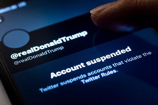 ترامپ مغضوب کدام شبکه های اجتماعی شد