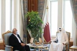 Heniyye, Katar Emiri'yle Filistin'deki gelişmeleri görüştü
