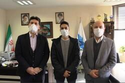 هادیپور با دانشگاه آزاد تمدید کرد/ قول تهرانچی به تکواندوکار المپیکی