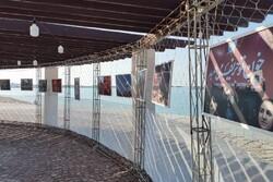 نمایشگاه «کهکشان راه سلیمانی» در ساحل بوشهر برپا شد