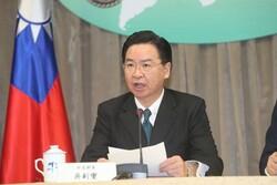 استقبال تایپه از اقدام آمریکا در لغو ممنوعیت های تایوان