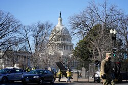 ABD'deki Kongre baskınıyla ilgili  25 iç terörizm soruşturması açıldı