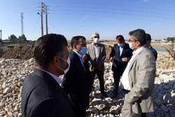پروژه پل ورودی گناوه تا پایان سال به بهرهبرداری میرسد
