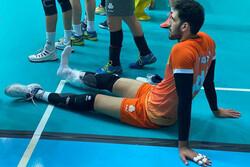 شریفی در فهرست اعزامی تیم ملی والیبال قرار گرفت