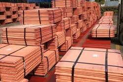 Iran's copper cathode production, export significantly rising