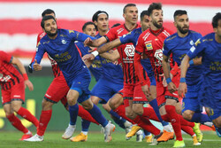 Exciting Tehran Derby ends with 2-2 draw (+highlights)