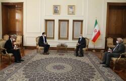 ظريف: يجب تذليل العقوبات أمام حصول ايران على اصولها المجمدة على جناح السرعة
