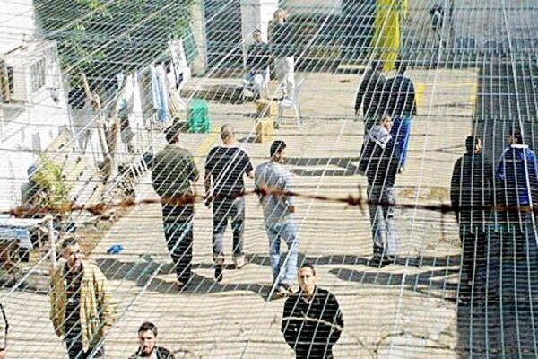 No. of Palestinian prisoners with COVID-19 increases again