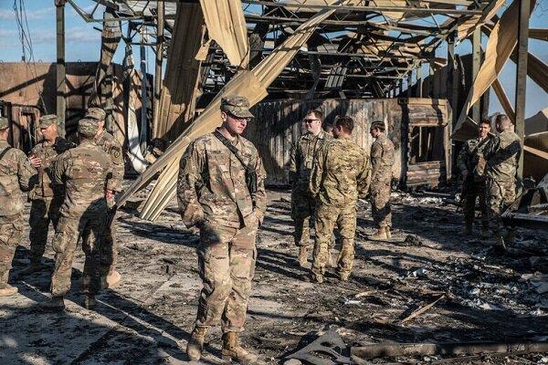 حمله موشکی به پایگاه آمریکاییها در «عین الاسد»