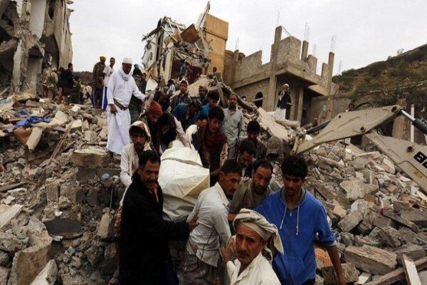 """الدائرة الحقوقية والقانونية لأنصار الله تصدر التقرير الحقوقي الأول """"هيروشيما اليمن"""""""