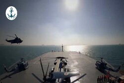 Largest-ever Iranian vessel joins Navy (+VIDEO)