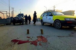 Five Afghan military forces killed, injured by gunmen attack