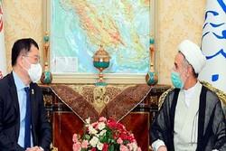 ذوالنور خواستار اقدام فوری کره جهت استرداد داراییهای ایران شد