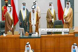 وزرای کابینه کویت استعفا دادند