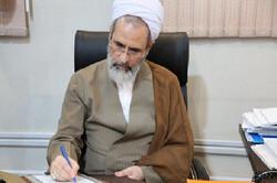 مدیر حوزههای علمیه درگذشت برادرزاده استاد انصاریان را تسلیت گفت