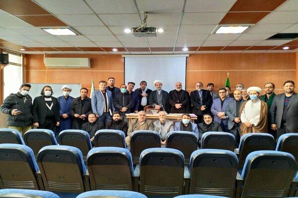 اولین جلسه روسای کانون مداحان استان تهران برگزار شد
