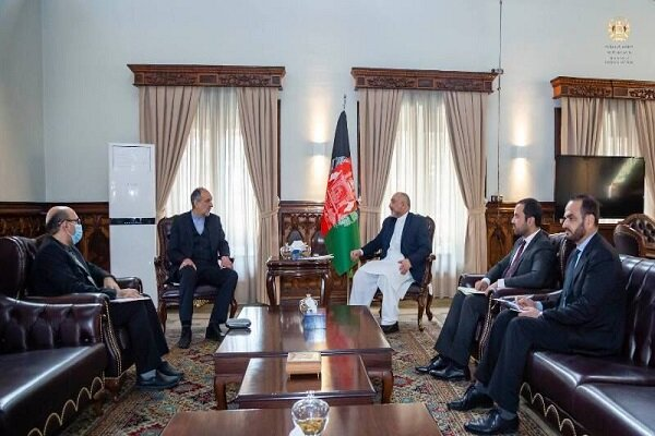 Afghan FM calls for continuing Iran key role in peace talks