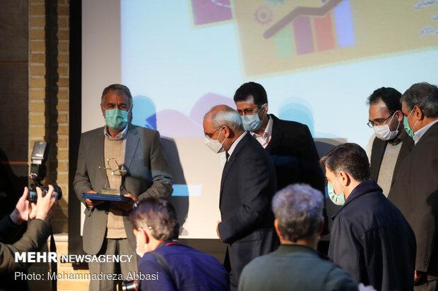 مراسم اختتامیه هجدهمین جشنواره کتاب رشد