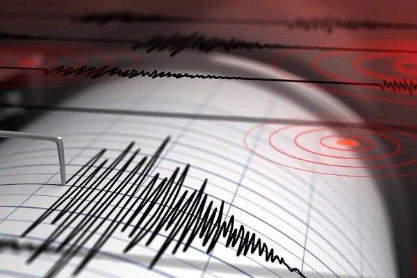 زلزله ۳.۹ ریشتری سرخه را لرزاند