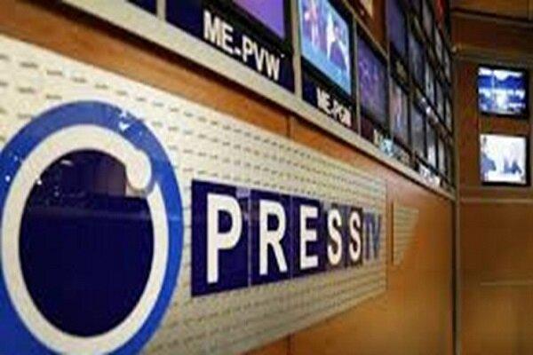 Facebook deletes 'Press TV' page