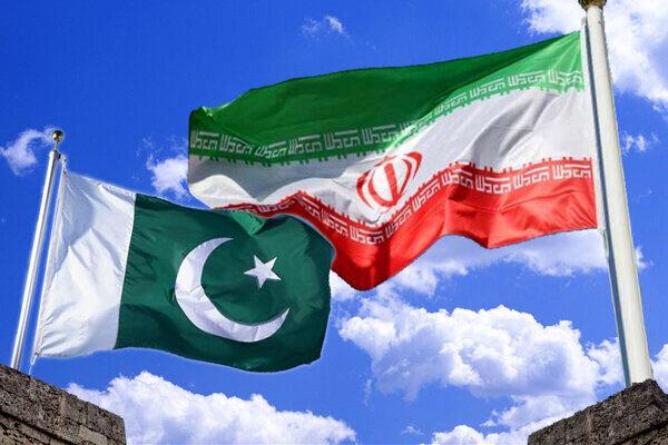 ايران تؤكد عزمها على تطوير العلاقات التجارية مع باكستان