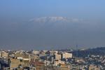 کاهش آلودگی هوا در تهران/قرچک باقرشهر و اسلامشهر همچنان ناسالم