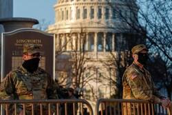 هجوم دو فرد مسلح به یک پایگاه نظامی در واشنگتن