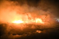 مهرستان در آتش بی مهری می سوزد/نبود تجهیزات آتش نشانی در روستاها