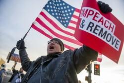 سه نماینده جمهوریخواه آمریکا از اعلام جرم علیه ترامپ حمایت کردند