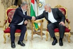 روند آشتی ملی فلسطین محور رایزنی «هنیه» و «النخاله»