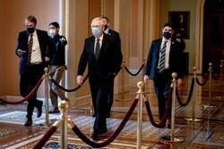 رهبر جمهوریخواهان سنا به استیضاح ترامپ چراغ سبز نشان داد