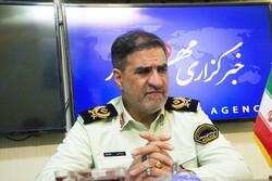 ۲۶۱ مجرم و هنجارشکن در دام پلیس کرمانشاه افتادند