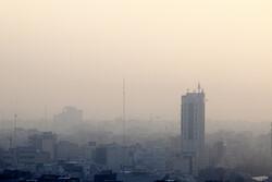 هوای البرز ناسالم میشود