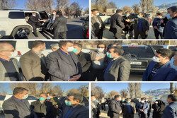 وزیر راه و شهرسازی در فیروزکوه حاضر شد