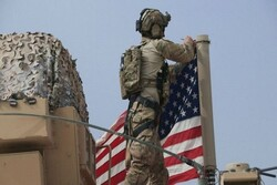 US military convoy arrives in Syria from Iraq