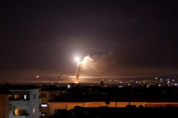 Israeli regime launches attack near Syrian-Iraqi border