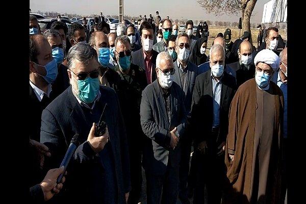 آغاز عملیات اجرایی پروژه بزرگ مسکونی امام رضا (ع) در مشهد