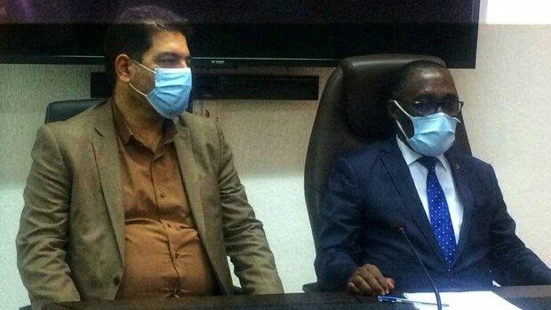 الهلال الأحمر الإيراني يصدر الأدوية إلى ساحل العاج ودول غرب إفريقيا