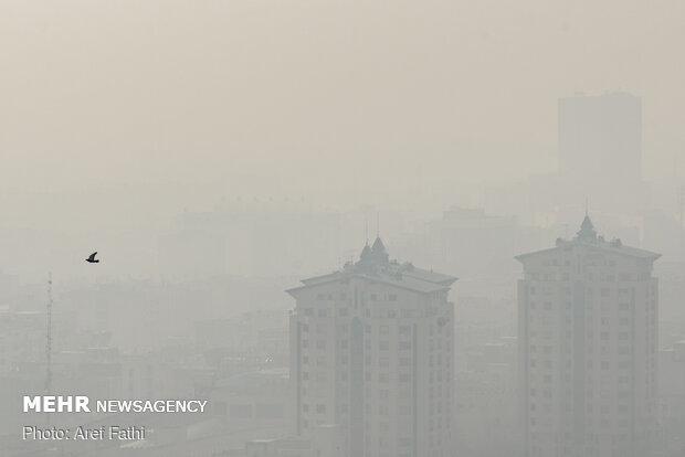 هوای البرز از سهشنبه ناسالم میشود