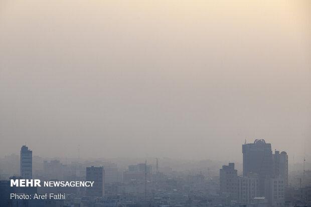 Kerec kentinde hava kirliliği