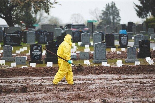 ABD'de Kovid-19'dan hayatını kaybedenlerin sayısı artıyor