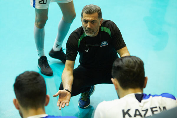 Ataei takes charge of volleyball team, announces squad