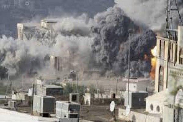 إصابة 7 مواطنين بقصف سعودي على صعدة