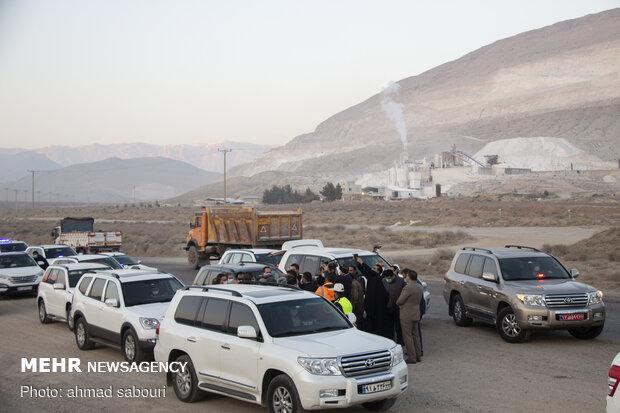 دستور وزیر راه برای اتمام محور شاهرود- آزادشهر/ پایان پروژه ۹ساله