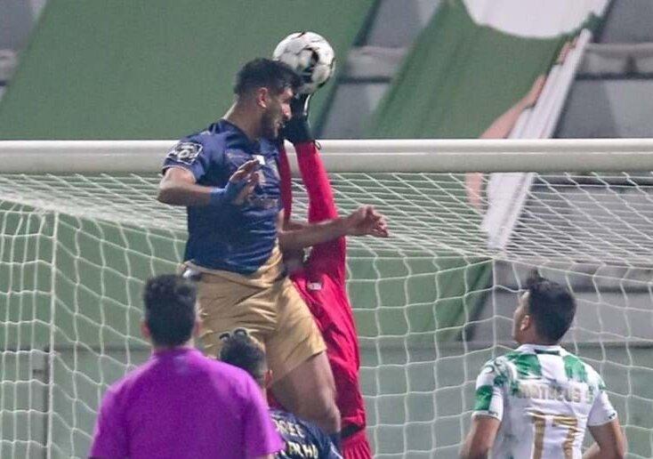 3659953 » مجله اینترنتی کوشا » جنجال گل مهاجم ایران در جام حذفی پرتغال 1
