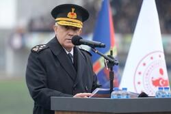 Türkiye'nin Jandarma Genel Komutanı İran'a gelecek