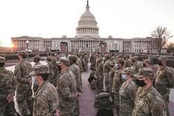 پایتخت آمریکا از عراق و افغانستان نظامیتر شد